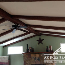Traditional  by AZ Faux Beams