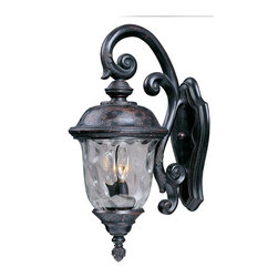 Maxim Lighting - Oriental Bronze Carriage House 2 Light Outdoor Wall Sconce - Product
