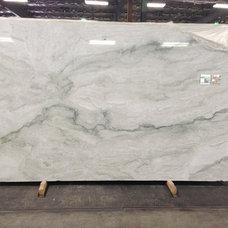 Contemporary Kitchen Countertops by Stone Ware Granite