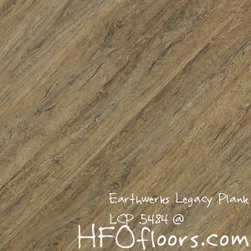 Earthwerks Legacy Plank - Earthwerks Legacy Plank, LCP 5484. Available at HFOfloors.com.