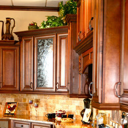Bristol Coffee Kitchen Cabinets Home Design Photos - We ship out hundreds of Bristol Coffee kitchens each month from our fully stocked warehouses across the US. You can receive your new cabinets in just 7-14 business days!