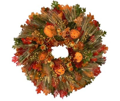 Modern Wreaths And Garlands by Deliver Star
