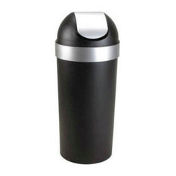 Umbra - Venti Can - Sleek and modern the Venti waste can ...