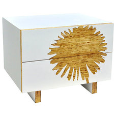 modern nightstands and bedside tables by 2Modern