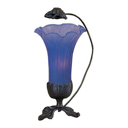 "Meyda Lighting - Meyda Lighting 14340 8""H Sitting Frog Purple Accent Lamp - Meyda Lighting 14340 8""H Sitting Frog Purple Accent Lamp"