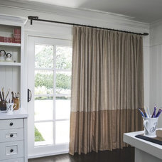 Traditional Curtains by Smith & Noble