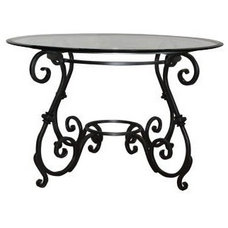 traditional dining tables by anvilwroughtiron.com