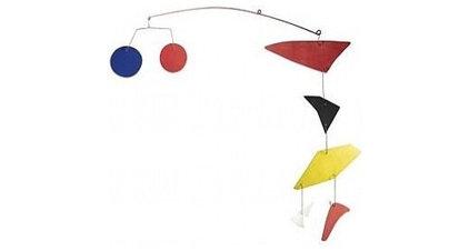 artnet Galleries: Enseigne de Lunettes by Alexander Calder from Opera Gallery
