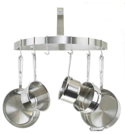 Contemporary Pot Racks And Accessories by HSNi