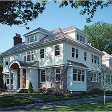 Traditional Exterior Traditional New Colonial