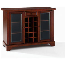 Traditional Wine And Bar Cabinets by Pot Racks Plus