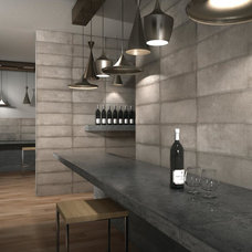 Eclectic Wine Cellar by Geologica Store