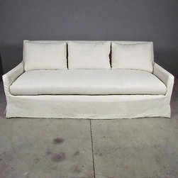 douglaston sofa - Jessica Chiles, Kelly Hallman
