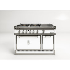 Mediterranean Gas Ranges And Electric Ranges by Officine Gullo USA