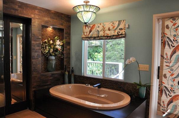 Contemporary Bathroom by Juli Baier Interior Design