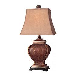 Minka-Lavery - Minka-Lavery 1-Light Table Lamp - 10824-0 - Illumination
