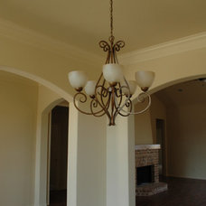 Traditional Chandeliers by Anderson Homes