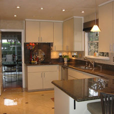 Contemporary Kitchen by ALLURE INTERIORS, Connie Sloma, Allied ASID