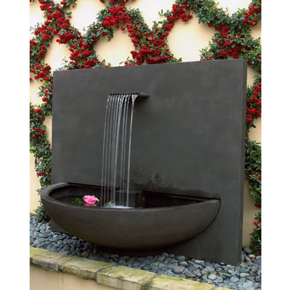 Contemporary Outdoor Fountains by Neiman Marcus