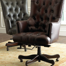 Traditional Office Chairs by Horchow
