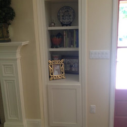 Built-In Cabinets - Wall Storage