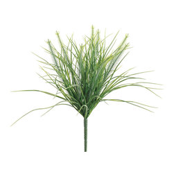 Silk Plants Direct - Silk Plants Direct Monkey Grass Bush (Pack of 24) - Silk Plants Direct specializes in manufacturing, design and supply of the most life-like, premium quality artificial plants, trees, flowers, arrangements, topiaries and containers for home, office and commercial use. Our Monkey Grass Bush includes the following: