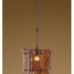 "21884 Vetraio II, 1 Lt Mini Pendant by uttermost - Get 10% discount on your first order. Coupon code: ""houzz"". Order today."