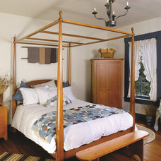 Traditional Bedroom by Schrocks of Walnut Creek
