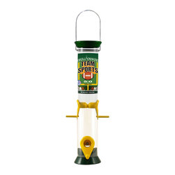 Droll Yankees - 15 inch Sunflower-Green and Yellow - Features: