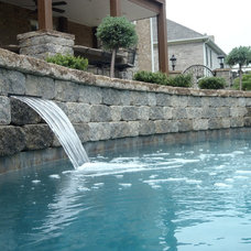 Landscaping Stones And Pavers by Grotto Hardscapes by Chandler Concrete Co., Inc.