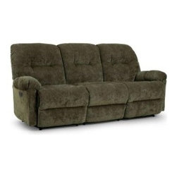 Recliner Sofa/Love Seats by Indoor and Out Furniture - Ellisport living room sofa available at Indoor & Out Furniture. Available in: Fabric