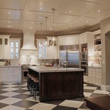 Modern Kitchen Cabinets by Utah Custom Cabinets
