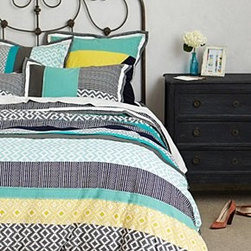 Anthropologie - Mandalay Duvet - CottonMachine washImported