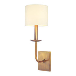 Hudson Valley Lighting - Hudson Valley Lighting 1711 Kings Point 1 Light Wall Sconce - Hudson Valley Lighting 1711 Kings Point 1 Light Wall SconceSimple yet elegant wall sconce from the Kings Point Collection.Hudson Valley Lighting 1711 Features: