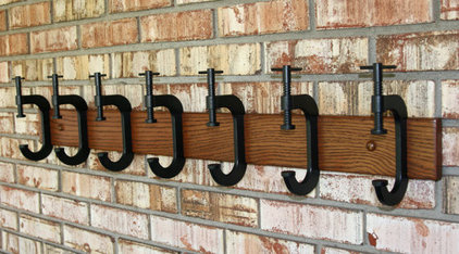Eclectic Wall Hooks by Etsy