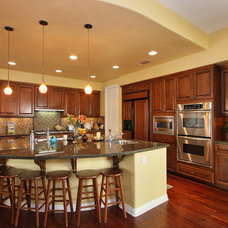 Eclectic Kitchen by Elizabeth Leahy, AKBD, Allied ASID