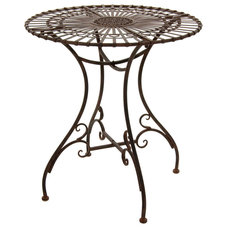 Traditional Outdoor Tables by Oriental Furniture