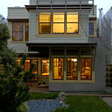 Traditional Exterior by Jeff King & Company