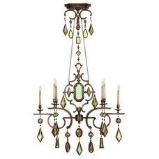 Transitional Chandeliers by Littman Bros Lighting