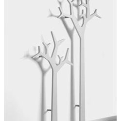 Tree Wall Coat Stand - Wall mounted coat stand