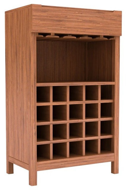 Contemporary Storage Units And Cabinets by Hayneedle