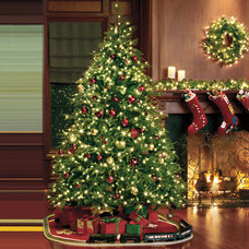 Traditional Christmas Trees by Treetime Christmas Creations