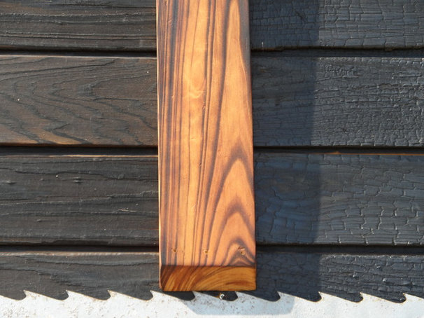 Shou Sugi Ban Charred Wood Siding Burnt Wood Siding
