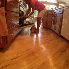 Designing Your Floor to Make Your Kitchen Feel Bigger!