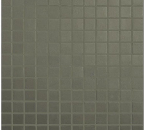 "Crayola - Recycled Glass Mosaics Dark Grey Matte 12.25"" x 12.25"" - The new  Recycled Collection consists of 36 solid colors in two finishes and nine special blends. Approved for both floor and wall use in commercial as well as residential applications, finished products from this new series (which contain 99% recycled glass) result in being SCS-certified, making them ideal for any LEED project."