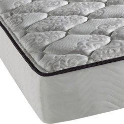 Simmons Beautyrest - Beautyrest Elements Plush 11-inch Pocketed Coil Full-size Mattress - Get the restful night's sleep you deserve on this comfortable pocketed coil mattress from Simmons Beautyrest. The full-size mattress, which is also perfect for your guestroom, features a plush top for added comfort and support where you need it most.