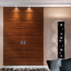 Contemporary Interior Doors by Aldena serramenti - Italian windows and doors