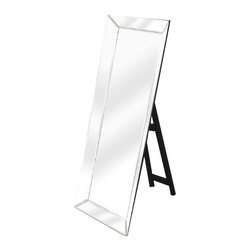 Butler Specialty - Butler Specialty Floor-Standing Mirror -1861146 - Butler products are highly detailed and meticulously finished by some of the best craftsmen in the business.