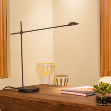 contemporary home office by Philips Lighting US