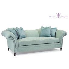 Transitional Sofas by Bella Dimora